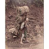 Woman Delivering Charcoal