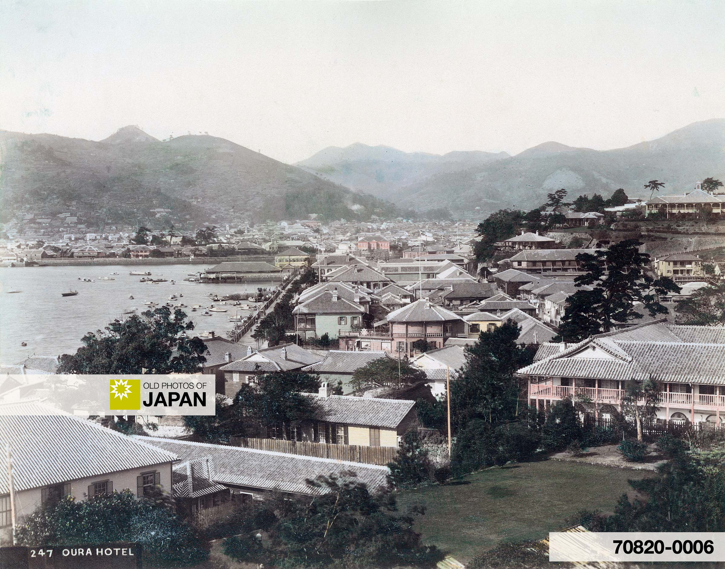 View on Oura, Nagasaki