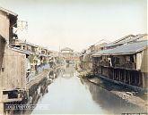 View on Dotonbori Canal, Osaka