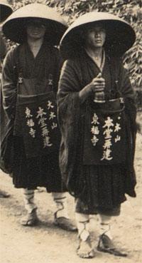 Buddhist monks of Tofukuji