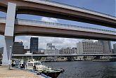 View on Kobe from Meriken Park