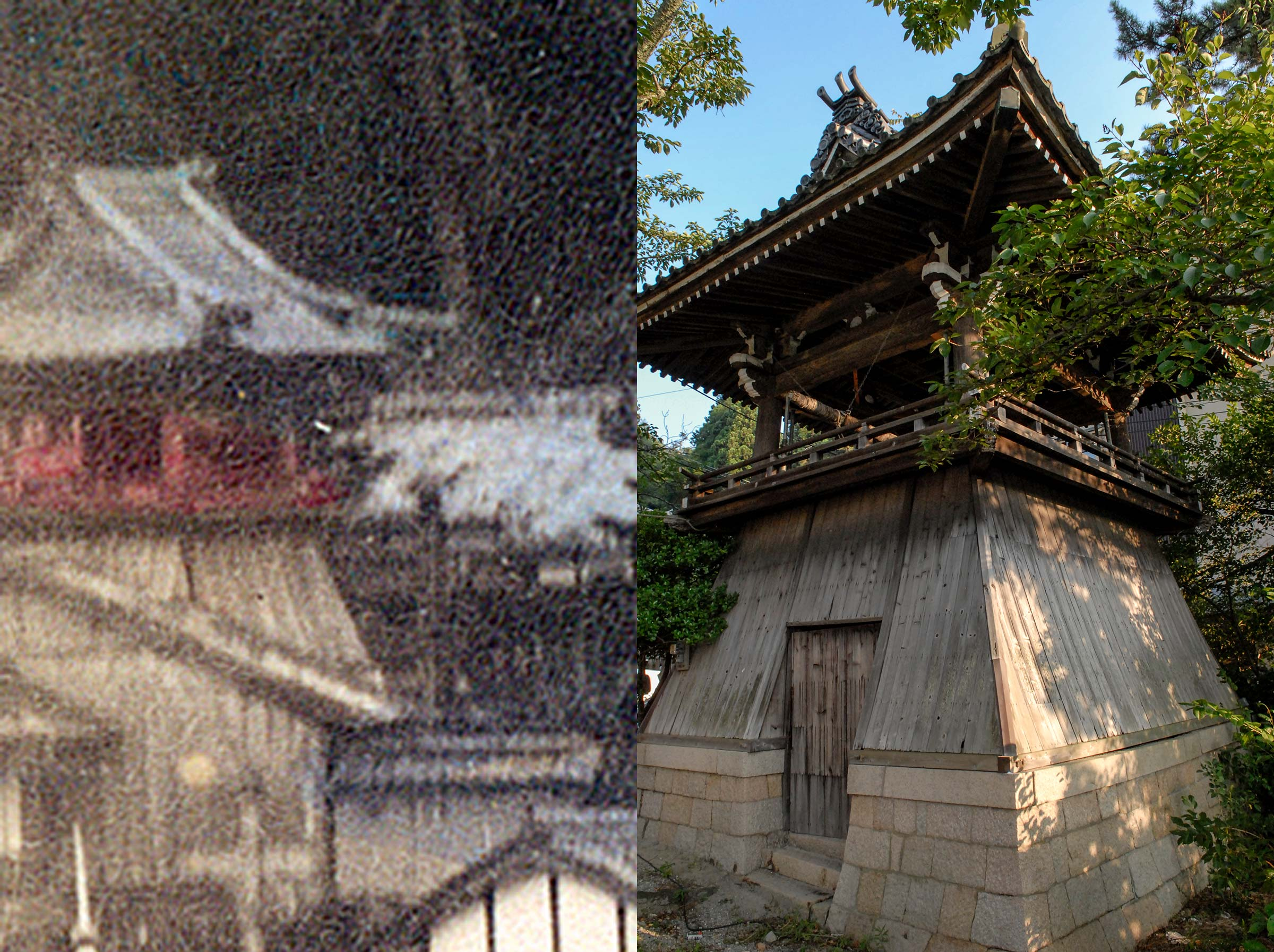 Kanetsukido of Onsenji
