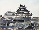 Nagoya 1880s • Nagoya Castle