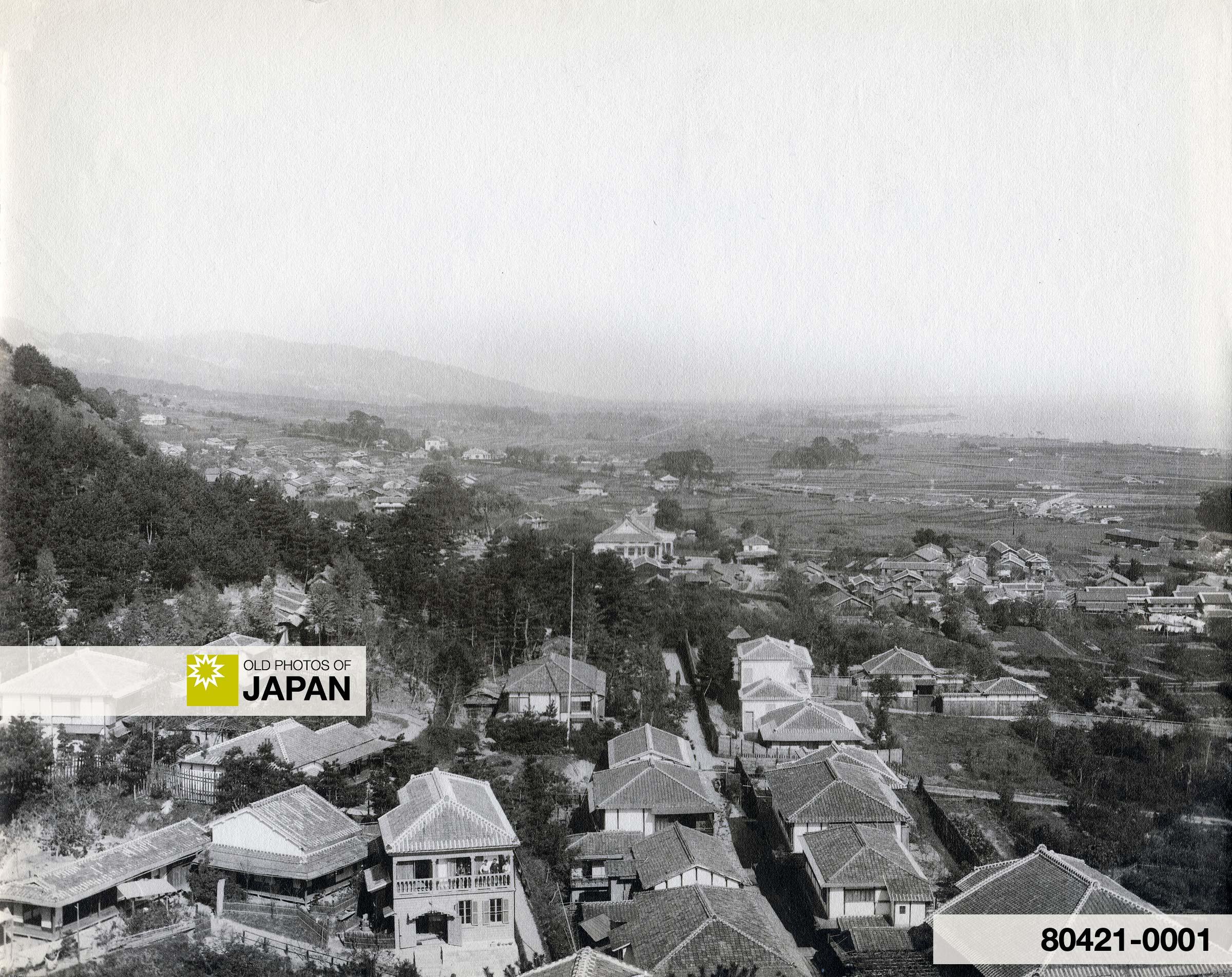 80421-0001: View on Kobe
