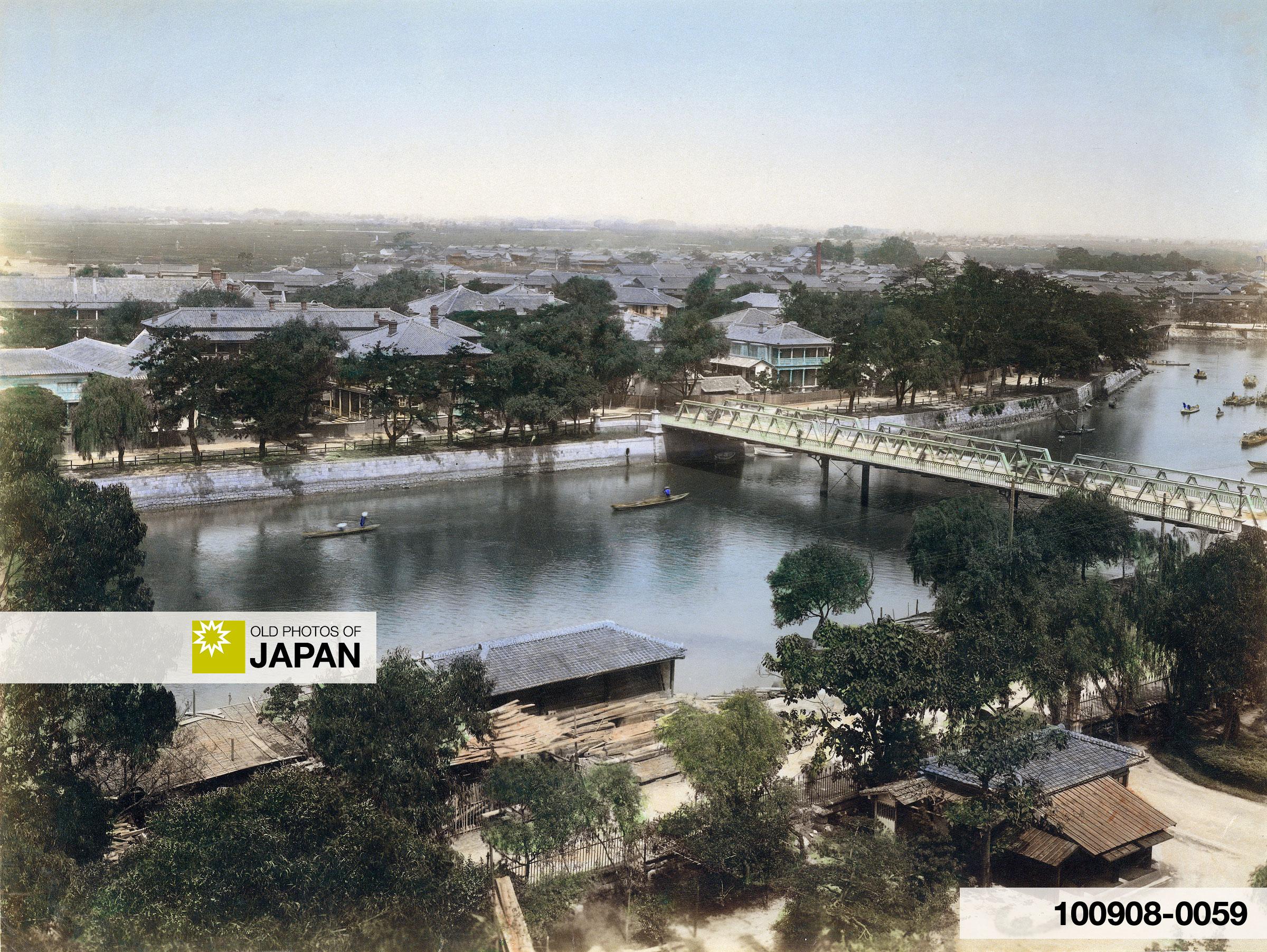 100908-0059 - Kawaguchi Foreign Settlement in Osaka