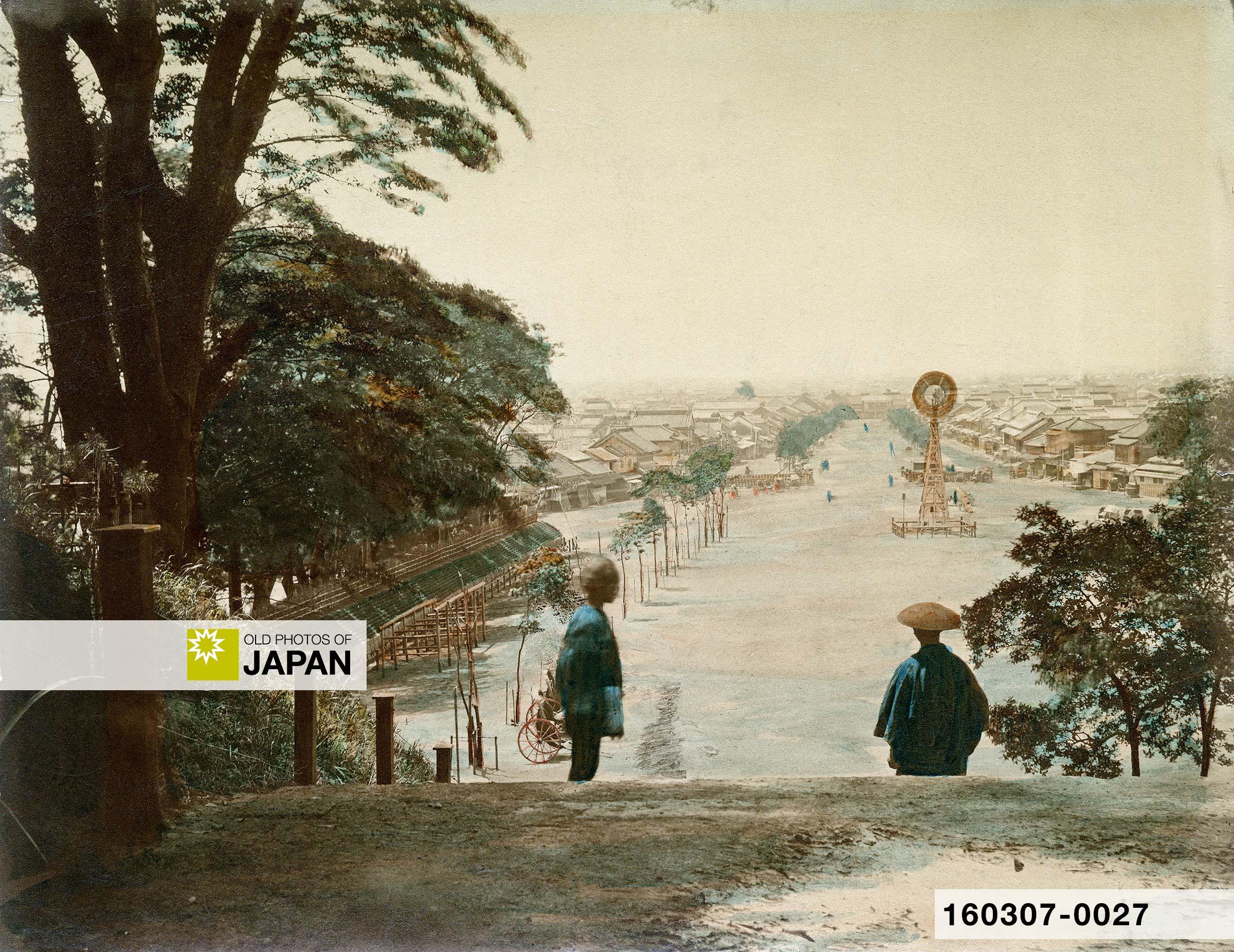 160307-0027 - Windmill at Ueno-Hirokoji, Tokyo