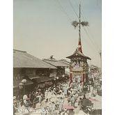 Festival Float at Gion Matsuri, Kyoto